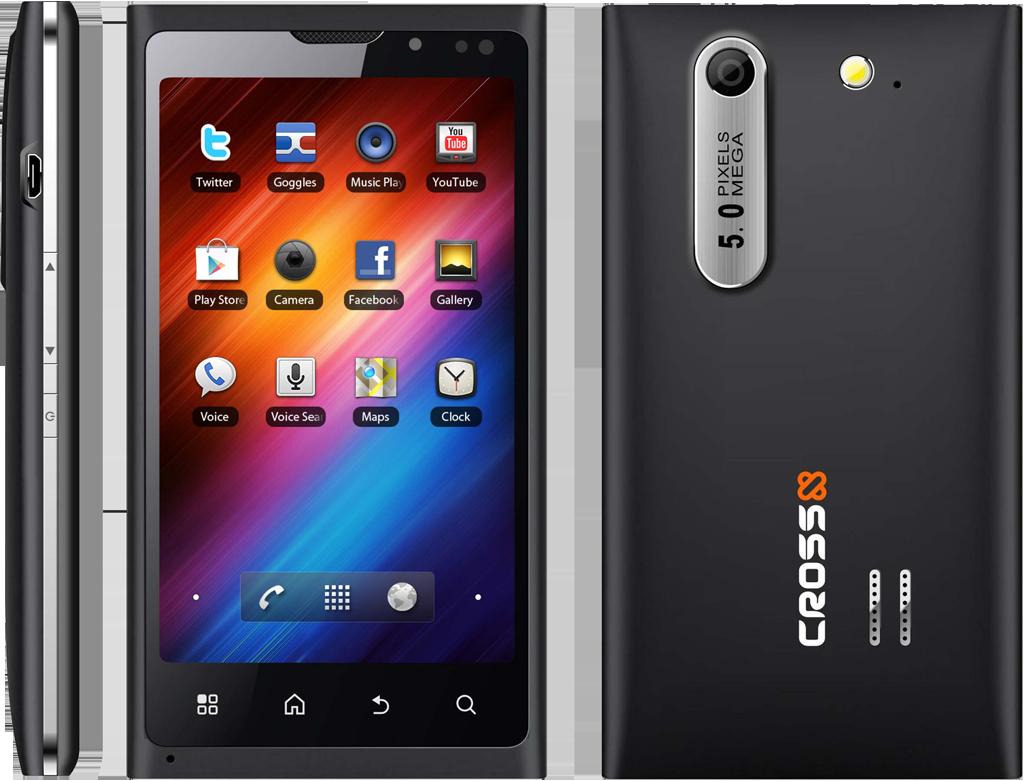 Ponsel Android Cross A1 Tabmate (Free Ongkir + bonus Habbasyi Oil ...